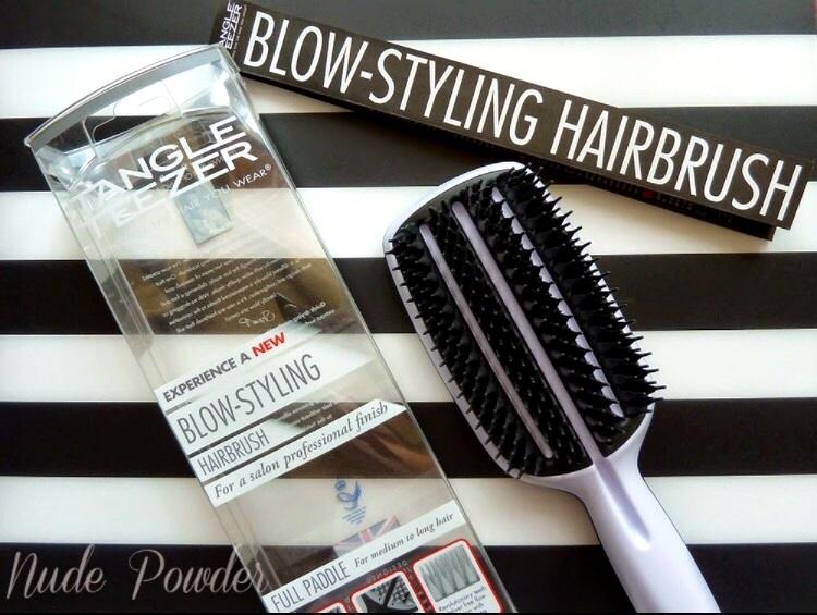 New Tangle Teezer Blow-Styling Hairbrush. Tangle Teezer Reviews