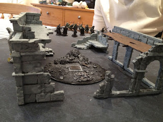 Hobbit SBG - The ruins of Arnor