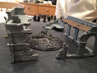 Hobbit SBG - The ruins of Arnor