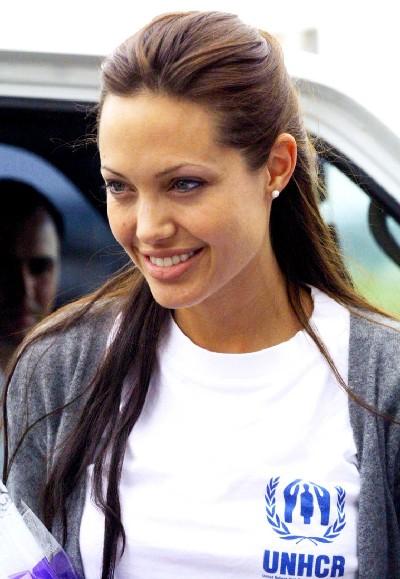Angelina Jolie Hot Body