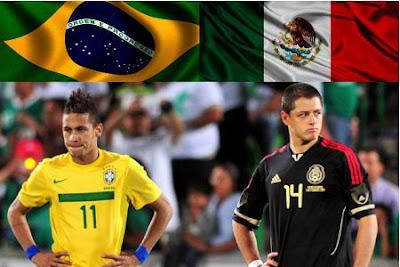 Brasil y México disputarán la final Olímpica 2012