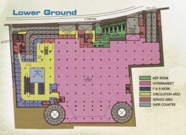 Rita Supermall Purwokerto Lower Ground