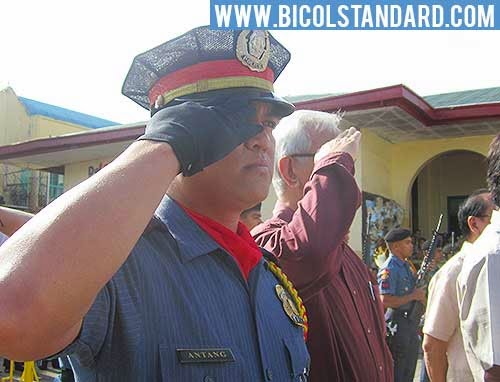 Member of the Philippine National Police