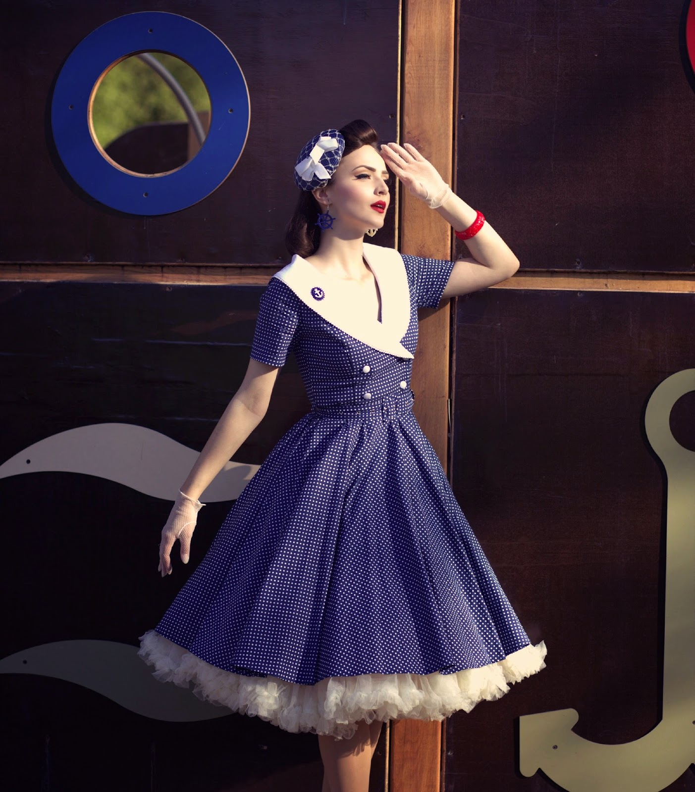 1950s style dresses nzymes