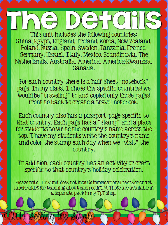 http://www.teacherspayteachers.com/Product/Holidys-Around-the-World-Notebook-Passport-and-crafts-1605689