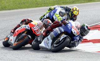 Hasil Lengkap MotoGP Ceko 2015 - Lorenzo Marquez Rossi