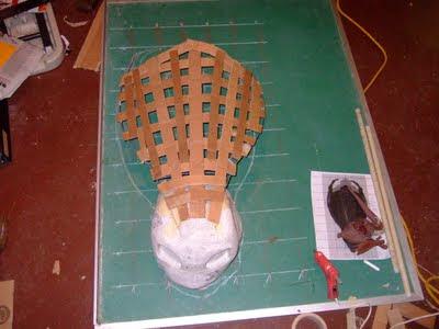 hydralisk head armature