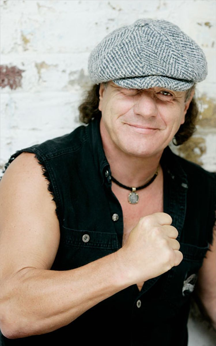 Brian Johnson Net Worth