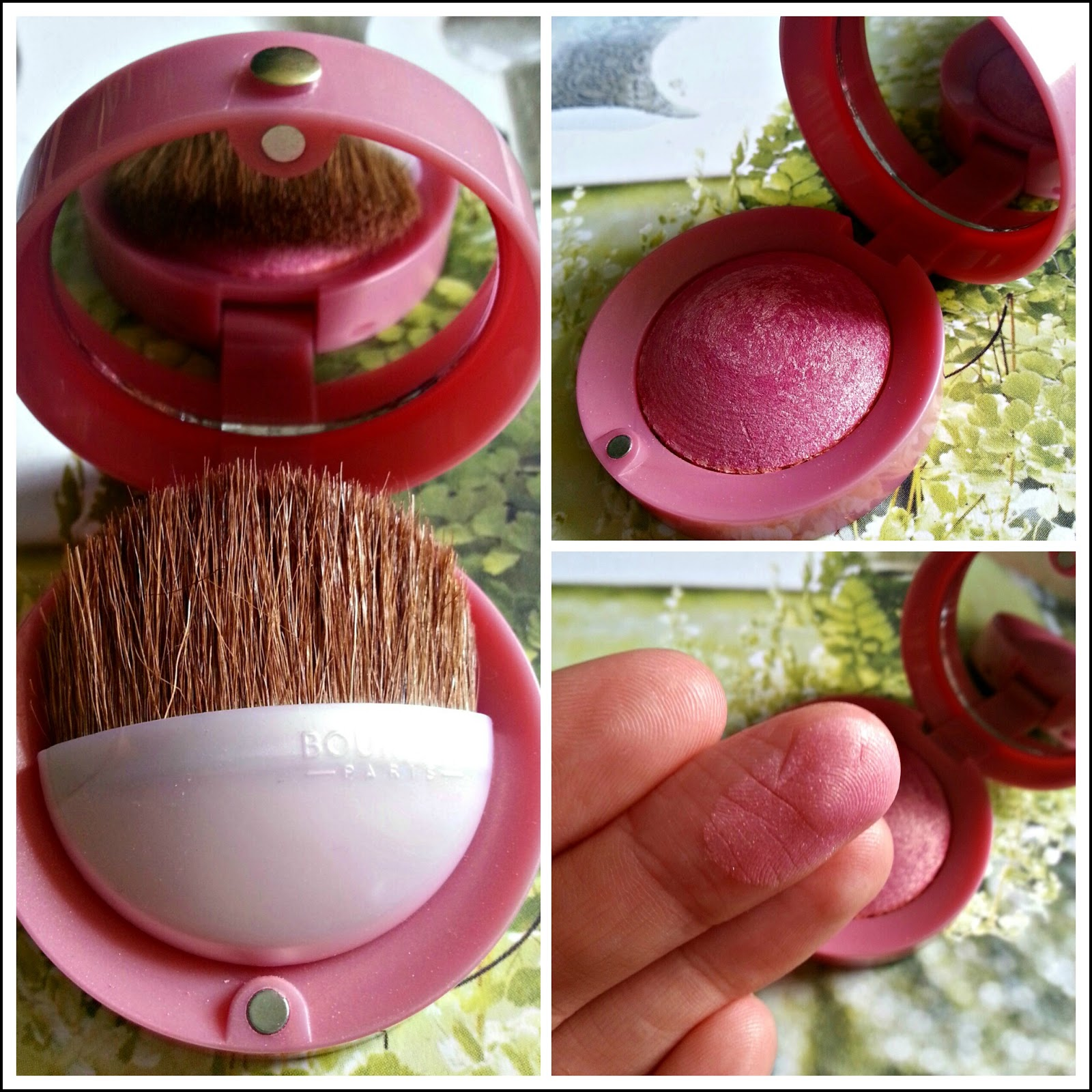 Bourjois Paris Blush Rose d'Or