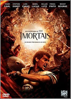 Download - Imortais DVDRip - AVI - Dual Áudio