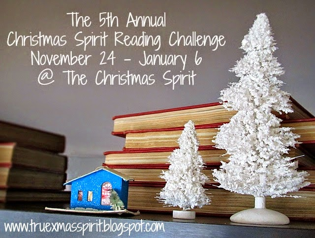 The http://truexmasspirit.blogspot.com/2014/11/the-5th-annual-christmas-spirit-reading.html