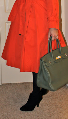 Carolina Herrera and Hermes Birkin