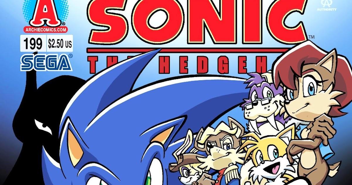 199 sonic the hedgehog - photo #14