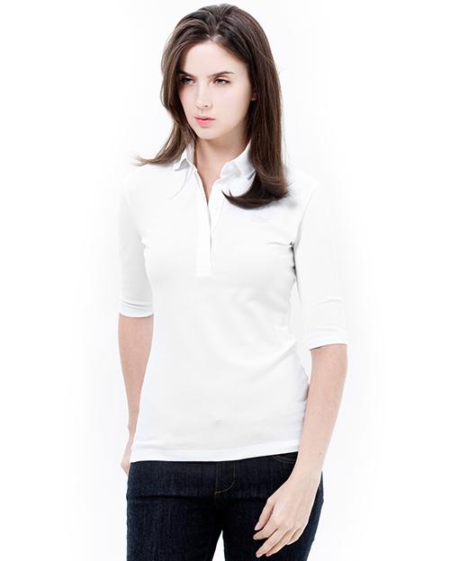 Half-Sleeved Polo Shirt