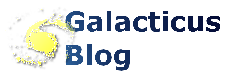 Galacticus Blog