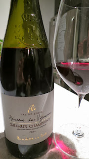 Wine Review of Cave de Saumur Réserve des Vignerons Saumur-Champigny 2010 from Loire, France