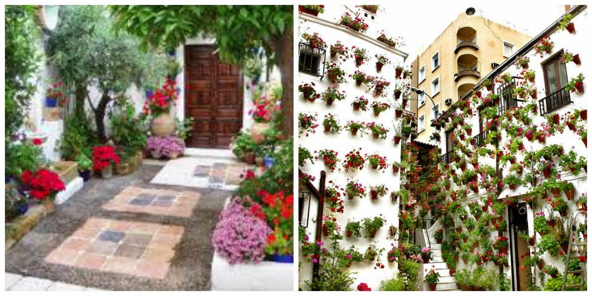 Jardines sencillos y bonitos affordable ideas con - Jardines bonitos y sencillos ...