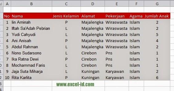 Cara Menghapus Range Dengan Menggunakan VBA Excel   300 Rumus Excel