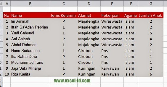 Cara Menghapus Range Dengan Menggunakan VBA Excel | 300 Rumus Excel
