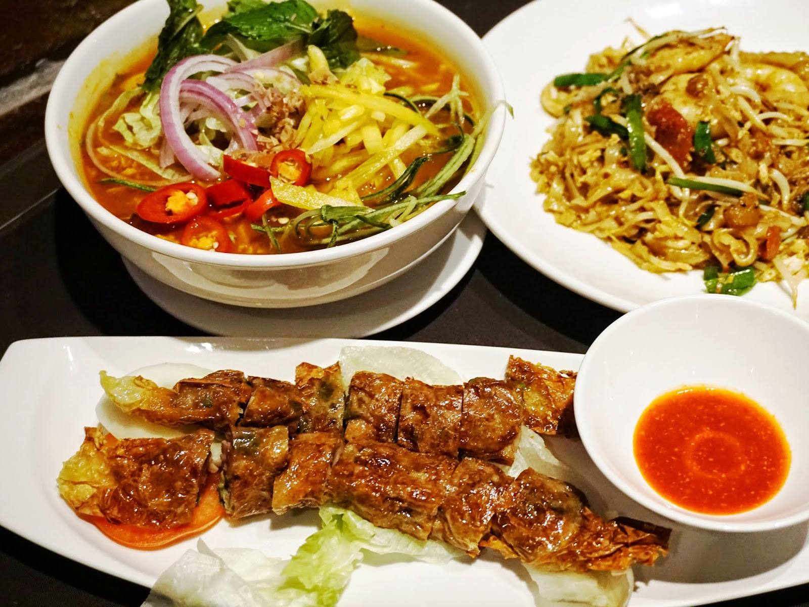 Pinkypiggu straits express kallang wave mall for Age cuisine express