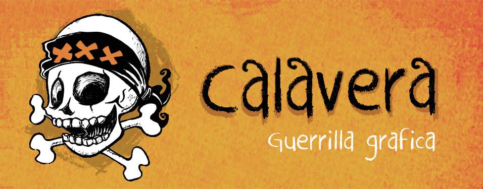 CALAVERA | Guerrilla Gráfica