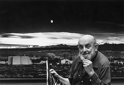 Ansel Adams Moonrise