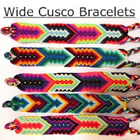Cusco bracelets