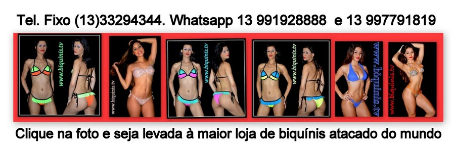 CLIQUE NESSA FOTO E SEJA LEVADA Á NOSSA LOJA VIRTUAL DE BIQUÍNIS. PONHA FOGO NO VERÃO DE CAMPINAS!!