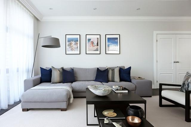 puro lujo en confort y elegancia en una vivienda londinense