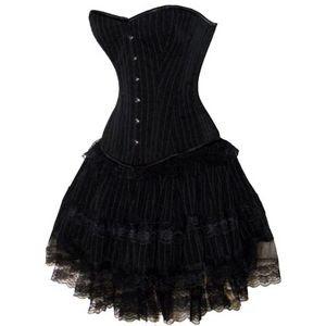 fotos de vestidos góticos