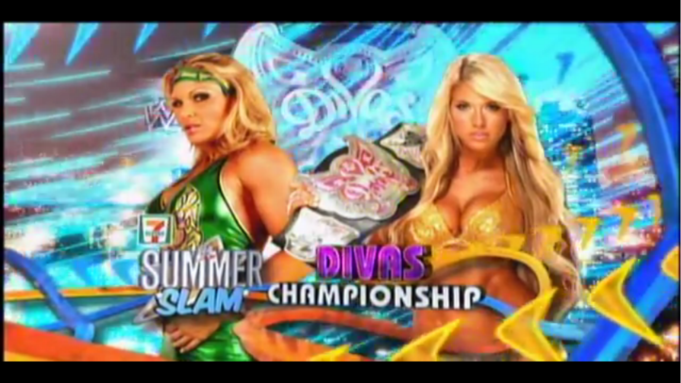 raw  smackdown and ppv matches  Summerslam 2011 match card