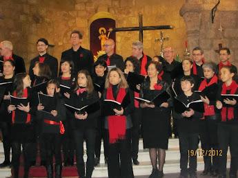 """Coro Conservatorio """"Esteban Sánchez"""""""