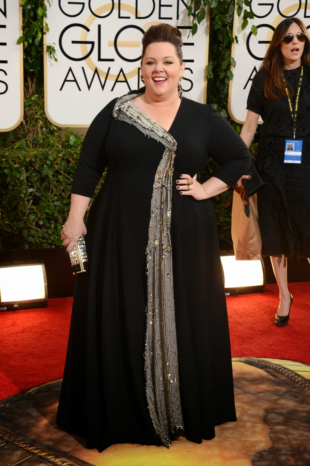Mode-sty: Modest dresses at the 2014 Golden Globes