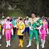 Power Rangers Super Megaforce - JDF fala sobre a guerra lendária e sua participação