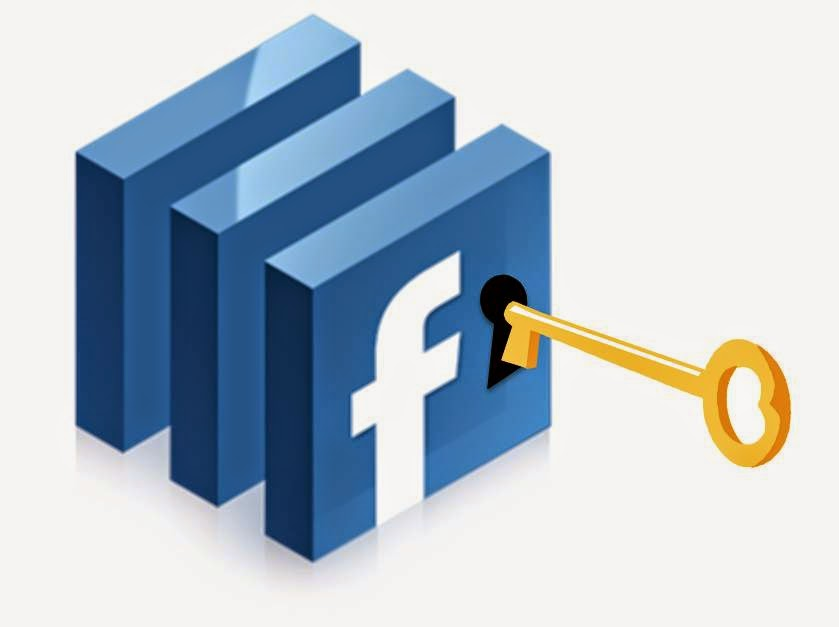 Kết quả hình ảnh cho khóa tài khoản facebook