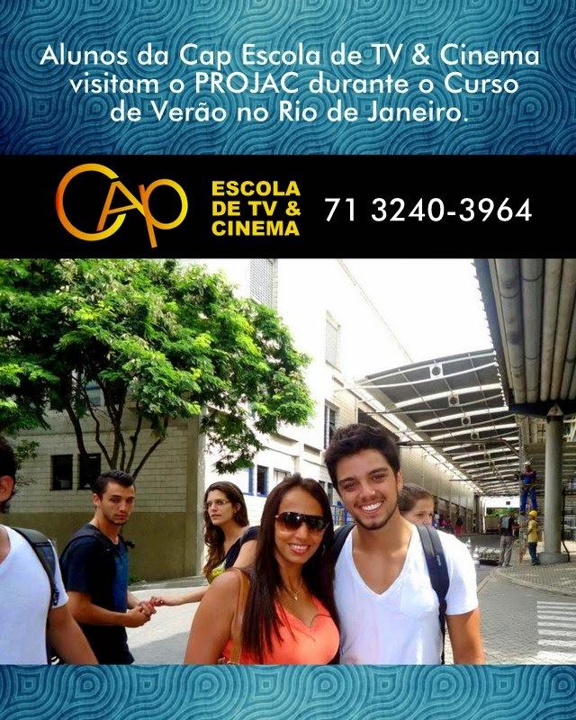 Curso de Verão no Rio de Janeiro