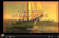IX Encontro Embarcacións Tradicionais de Galicia