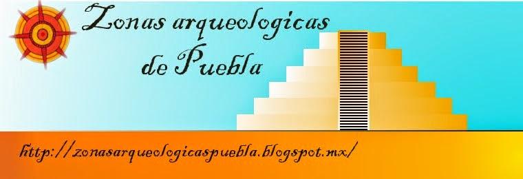 Zonas Arqueológicas de Puebla