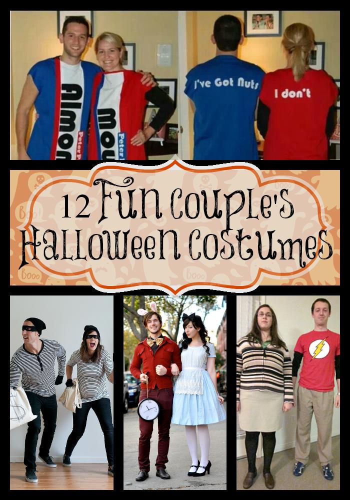 Couples Halloween Costume Ideas ,12 Creative Costume Ideas