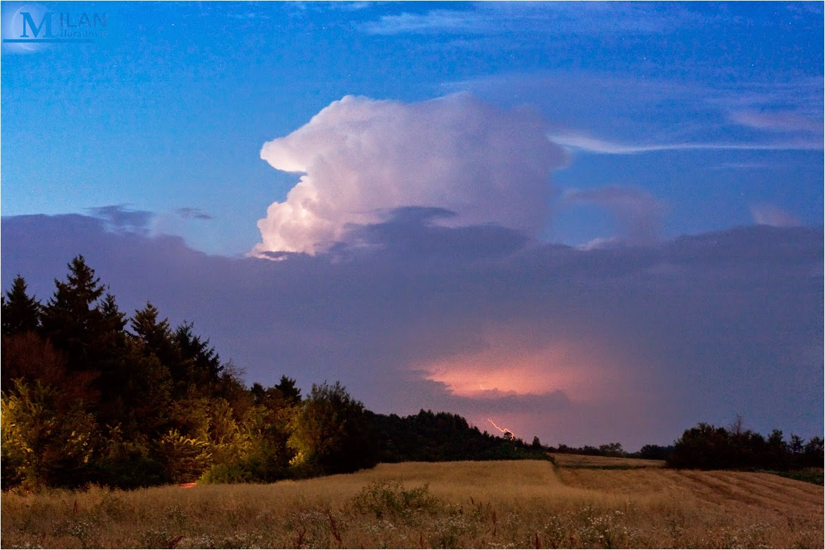 July storm