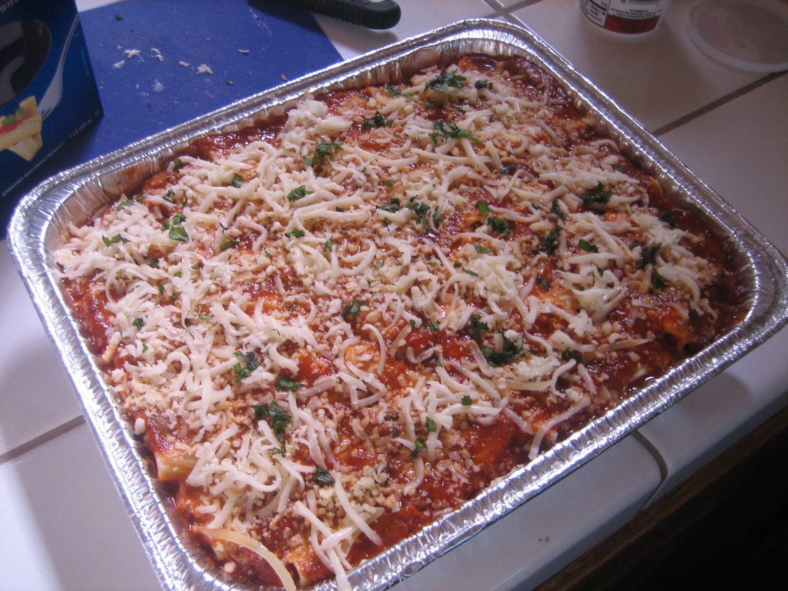 ... Appetito Italian Recipes: Italian Rigatoni with Ricotta Cheese Bake