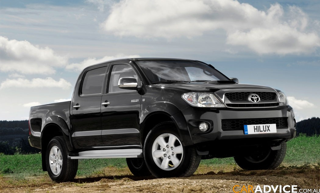 new car ok: Toyota HiLux