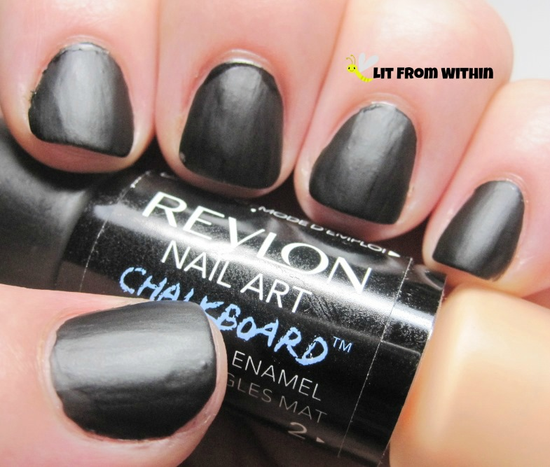 double-ended Revlon Chalkboard is called Study Date