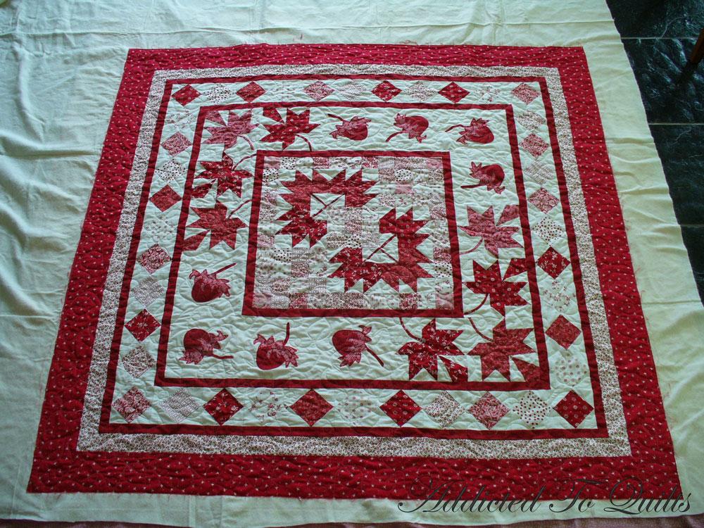Addicted To Quilts: Australia Canada Quilt : canada quilts - Adamdwight.com