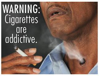 masalah kesehatan akibat rokok