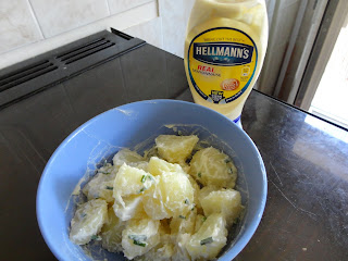 Hellmann's Mayonnaise Potato Salad