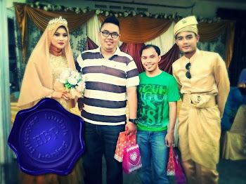 kawan kahwin | Hisyam