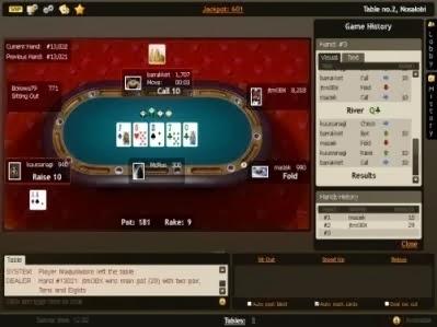 online poker software free