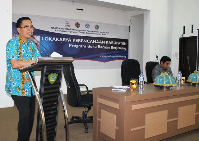Kementerian dan Pemda Dukung Keberlanjutan dan Perluasan Program USAID PRIORITAS