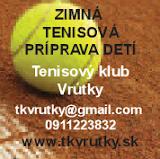 Zimná tenisová príprava detí